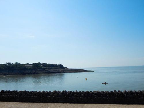 Atlantikküste hinter Saint-Palais-sur-Mer