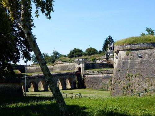 Blick auf die Zitadelle