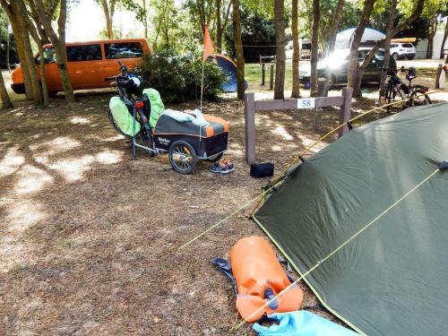 Camping Le Soleil La Rochelle