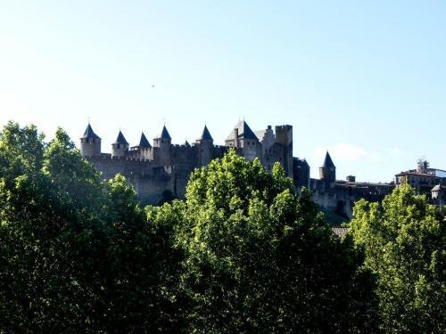 Die Festung von Carcassonne