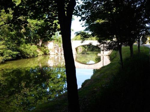Zurück am Canal du Midi