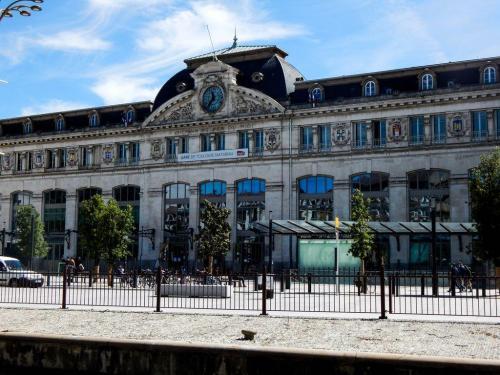 Bahnhof Toulouse
