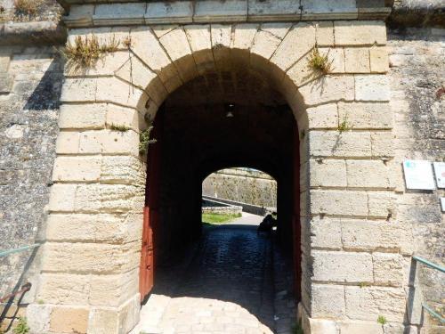 Eingangstor der Zitadelle
