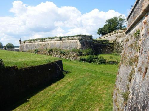 Mauern der Zitadelle