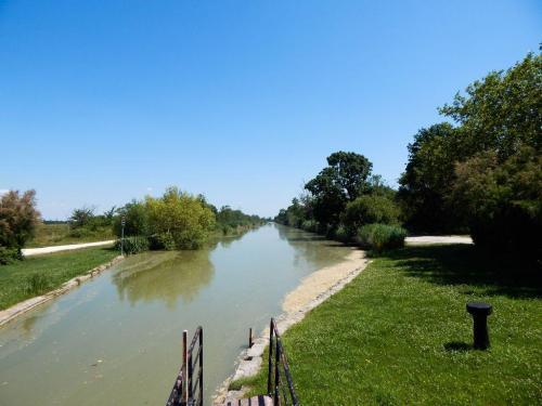 Der Kanal de Charente