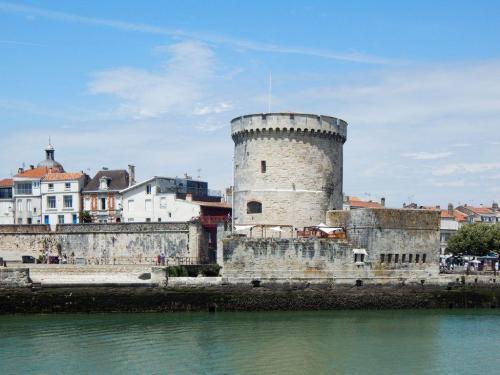 Der alte Hafen in La Rochelle
