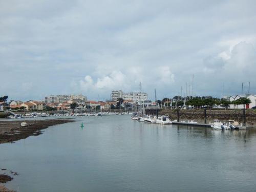 Hafen-von-Saint-Gilles-Croix-de-Vie
