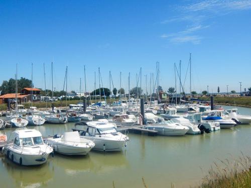 Hafen von Talmond