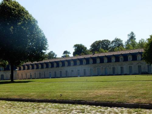 Königliche Seilerei in Rocheford