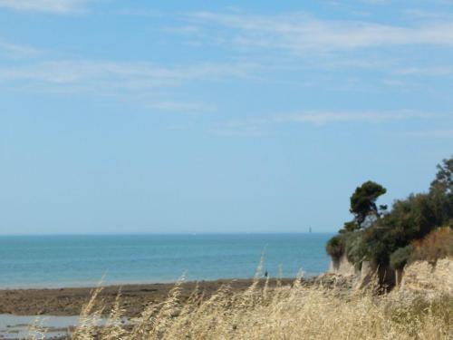 Küste vor La Rochelle
