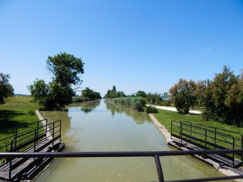 Kanal nde Charente in Bellevue