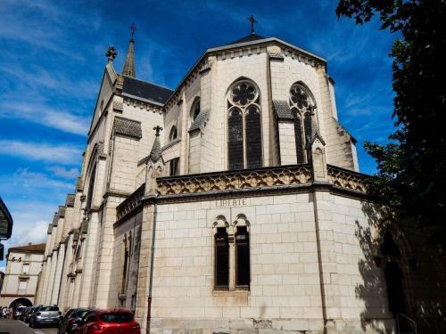 Kirche in Valence d'Agen