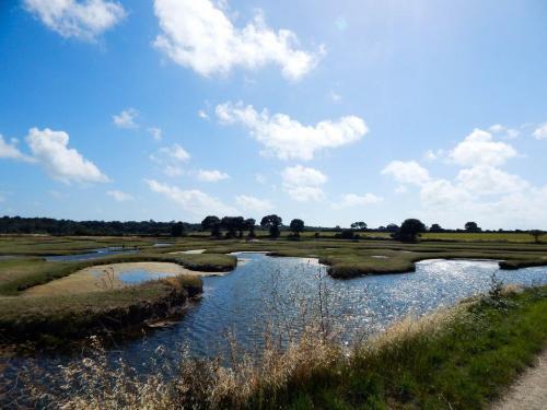 Marais-Landschaft